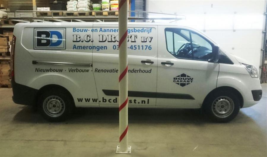 Auto beletteren Veenendaal